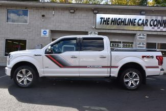 2015 Ford F-150 4WD SuperCrew Platinum Waterbury, Connecticut 7