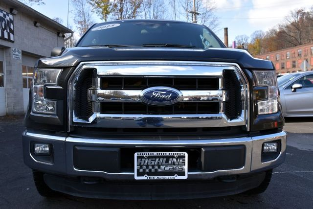 2015 Ford F-150 4WD SuperCrew XLT Waterbury, Connecticut 5