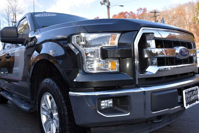 2015 Ford F-150 4WD SuperCrew XLT Waterbury, Connecticut 6