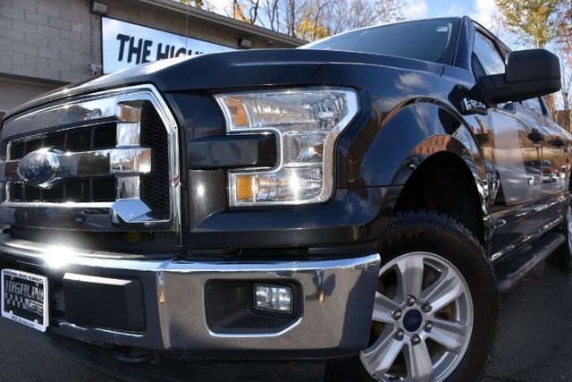 2015 Ford F-150 4WD SuperCrew XLT Waterbury, Connecticut 7