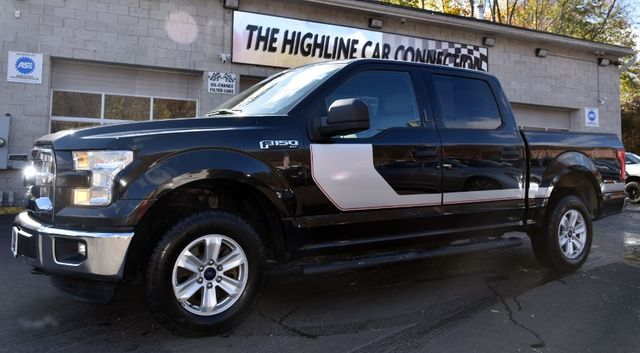 2015 Ford F-150 4WD SuperCrew XLT Waterbury, Connecticut 2