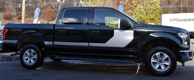 2015 Ford F-150 4WD SuperCrew XLT Waterbury, Connecticut 3