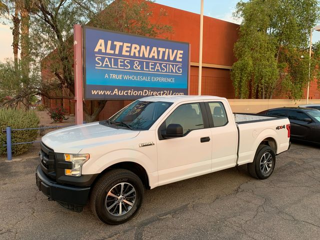 2015 Ford F-150 XL 3 MONTH/3,000 MILE NATIONAL POWERTRAIN WARRANTY