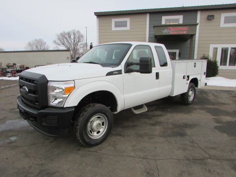 2015 Ford F-250 4x4 Ex-Cab Service Utility Truck  in St Cloud, MN