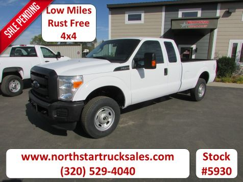 2015 Ford F-250 4x4 Ext-Cab Long Box Pickup Truck  in St Cloud, MN