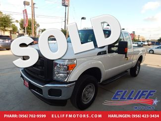 2015 Ford Super Duty F-250 Pickup XL in Harlingen TX, 78550