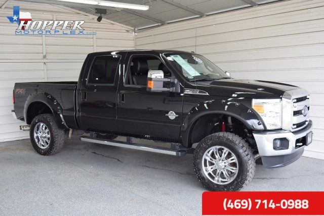 2015 Ford F-250SD Lariat LIFTED HLL