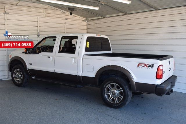 2015 Ford F-250SD King Ranch in McKinney Texas, 75070