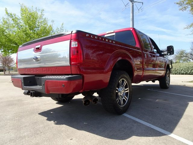 2015 Ford F-250SD Platinum in McKinney, Texas 75070