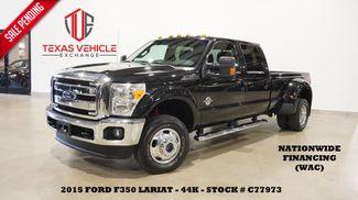 2015 Ford F-350 DRW Lariat 4X4 DIESEL,NAV,HTD/COOL LTH,44K in Carrollton, TX 75006