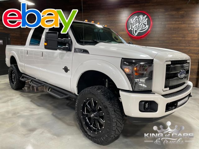 2015 Ford F-350 Lariat Srw 6.7 POWERSTROKE DIESEL WITH EXTRAS