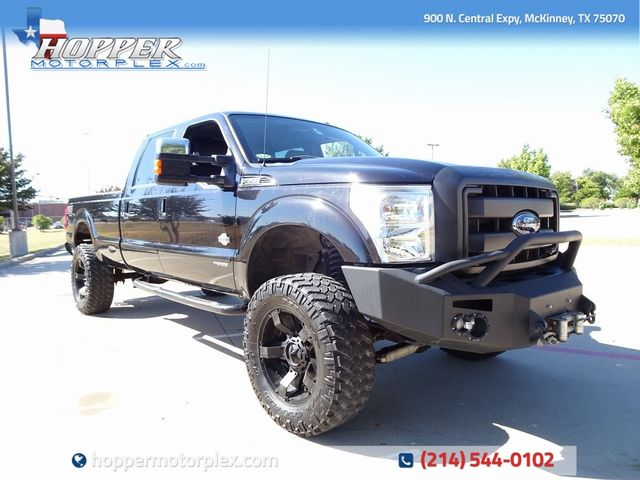 2015 Ford F-350SD Lariat LIFT/CUSTOM WHEELS AND TIRES