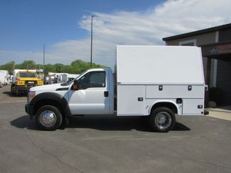 2015 Ford F-450 4x4 Reg Cab 9 Enclosed Utility Box   St Cloud MN  NorthStar Truck Sales  in St Cloud, MN