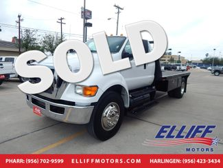 2015 Ford Super Duty F-750 Straight Frame XLt in Harlingen, TX 78550