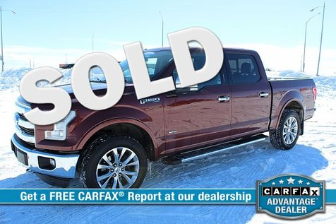 2015 Ford F150 4WD Supercrew Lariat 6 1/2 in Great Falls, MT