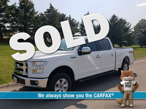 2015 Ford F150 4WD Supercrew XLT 5 1/2 in Great Falls, MT