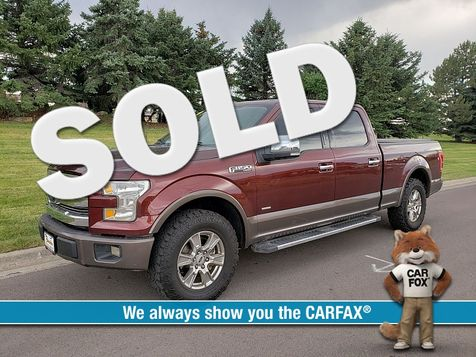 2015 Ford F150 4WD Supercrew Lariat 5 1/2 in Great Falls, MT