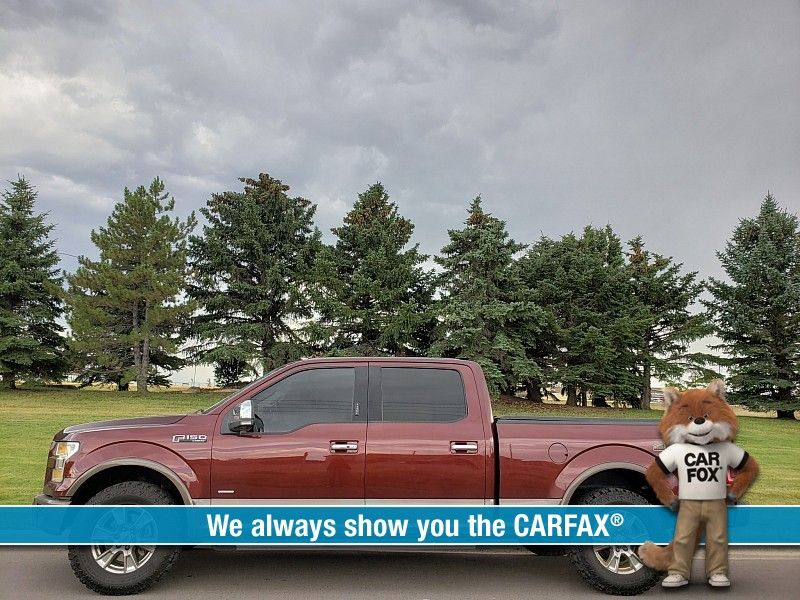 2015 Ford F150 4WD Supercrew Lariat 5 12  city MT  Bleskin Motor Company   in Great Falls, MT