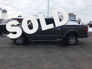 2015 Ford F150 4X4 SUPERCREW Ontario, OH