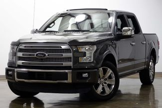 2015 Ford F150 Platinum Crew Cab Eco Boost in Dallas Texas, 75220