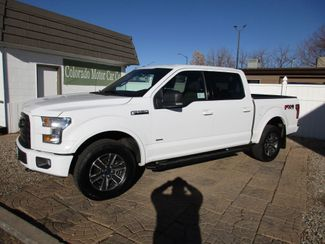 2015 Ford F-150 Super Crew FX/4 in Fort Collins, CO 80524