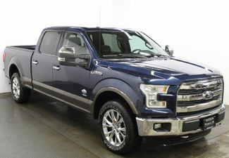 2015 Ford F150 KING RANCH Supercrew cab in Cincinnati, OH 45240