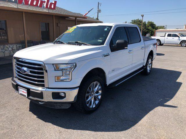 2015 Ford F150 XLT 4X4 in Marble Falls, TX 78654