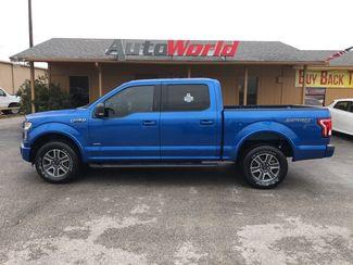 2015 Ford F150 XLT 4X4 SPORT in Marble Falls TX, 78654