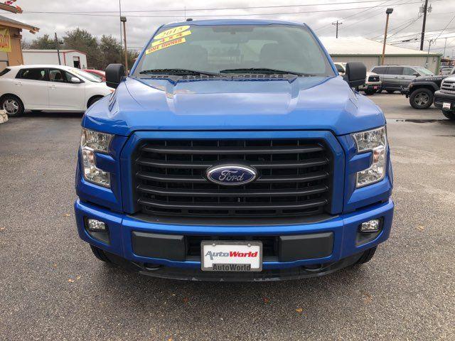 2015 Ford F150 XLT 4X4 SPORT in Marble Falls, TX 78611