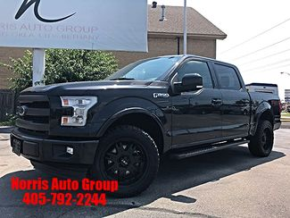 2015 Ford F150 Lariat in Oklahoma City OK