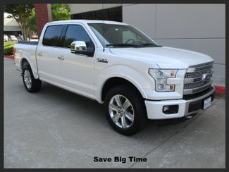 2015 Ford F150 Platinum Crew Cab 4x4 in Plano Texas, 75074