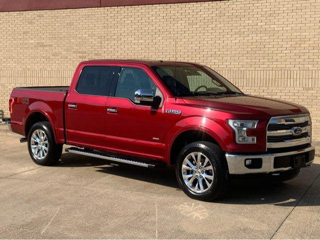 2015 Ford F150 Lariat * 4x4 * 1-Owner * PANO ROOF * EcoBoost * TX