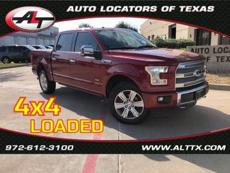 2015 Ford F-150 Platinum in Plano, TX 75093