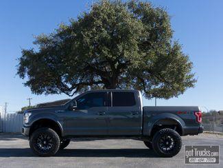2015 Ford F150 Crew Cab XLT FX4 5.0L V8 4X4 in San Antonio Texas, 78217