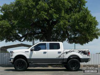 2015 Ford F150 Crew Cab XLT EcoBoost 4X4 in San Antonio Texas, 78217