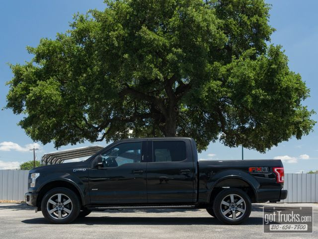 2015 Ford F150 Crew Cab XLT FX4 EcoBoost 4X4