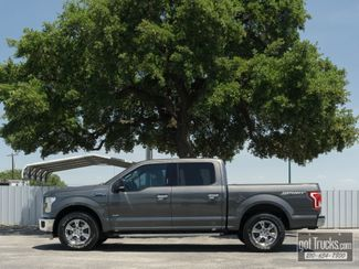 2015 Ford F150 Crew Cab XLT Eco Boost in San Antonio Texas, 78217