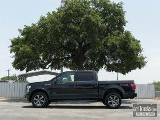2015 Ford F150 Crew Cab Lariat EcoBoost FX4 4X4 in San Antonio Texas, 78217