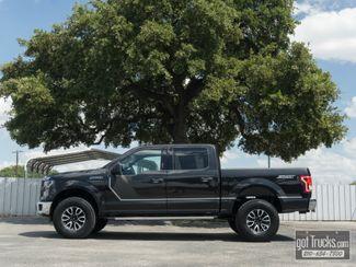 2015 Ford F150 Crew Cab XLT 5.0L V8 in San Antonio Texas, 78217