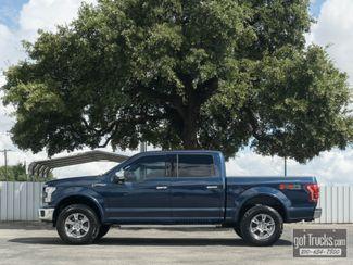 2015 Ford F150 Crew Cab Lariat FX4 5.0L V8 4X4 in San Antonio Texas, 78217