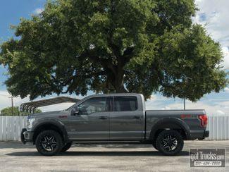 2015 Ford F150 Crew Cab Lariat FX4 Eco Boost 4X4 in San Antonio Texas, 78217