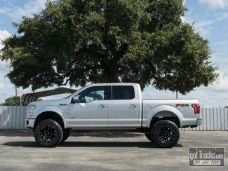 2015 Ford F150 Crew Cab Platinum FX4 EcoBoost 4X4 in San Antonio Texas, 78217