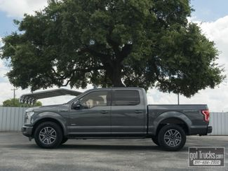 2015 Ford F150 Crew Cab XLT EcoBoost in San Antonio Texas, 78217