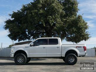 2015 Ford F150 Crew Cab Platinum FX4 5.0L V8 4X4 in San Antonio Texas, 78217