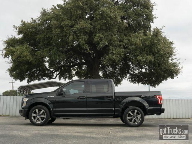 2015 Ford F150 Crew Cab XLT 5.0L V8