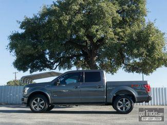 2015 Ford F150 Crew Cab XLT FX4 EcooBoost 4X4 in San Antonio, Texas 78217