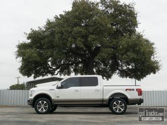 2015 Ford F150 Crew Cab King Ranch FX4 5.0L V8 4X4 in San Antonio, Texas 78217