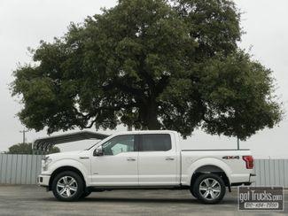 2015 Ford F150 Crew Cab Platinum EcoBoost 4X4 in San Antonio, Texas 78217
