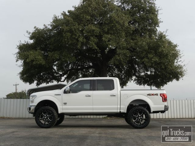 2015 Ford F150 Crew Cab King Ranch Eco Boost 4X4