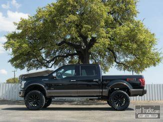 2015 Ford F150 Crew Cab Lariat FX4 EcoBoost 4X4 in San Antonio, Texas 78217